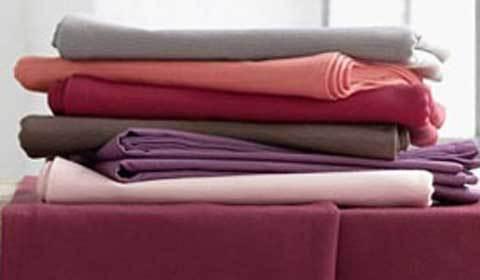 Op deze afbeelding ziet u de tafelkleden collectie Como