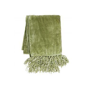 Microflanel Groen