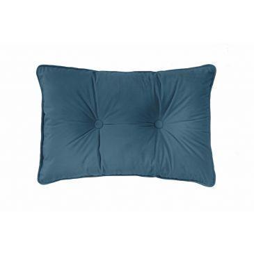 Microvelvet Koraalblauw