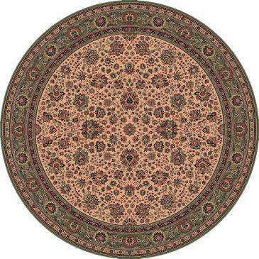 Royal 508 Rond Perzisch tapijt